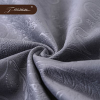 Upholstery Embossed Plain Velvet Fabric for Sofa