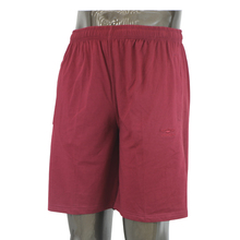 Factory direct sale pain dyed/embroidered breathable mens shorts