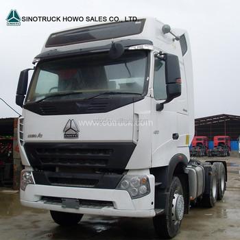 6e73a32e73 2018 Sinotruck Howo A7 6x4 Tractor Head Trucks - Buy Howo Tractor ...