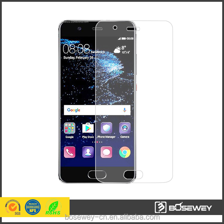 Hot sale 0.3MM tempered glass for Huawie P10