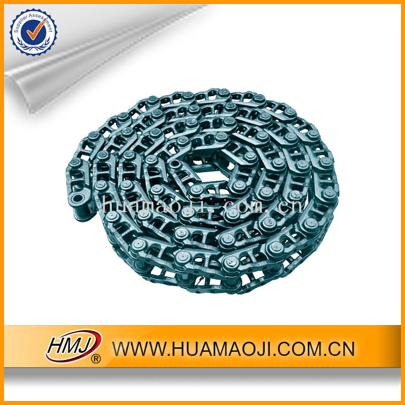 Alibaba website excavator undercarriage track chain link track link assembly