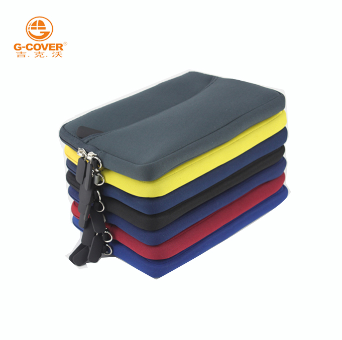 High quality universal low price neoprene zipper pouch tablet sleeve bag 9.7 10 inch