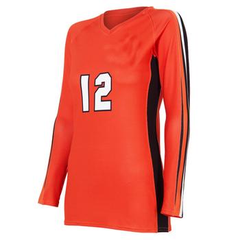 Venta al por mayor de fútbol jersey camisa manga larga uniformes de fútbol  deporte jersey para 22b2f6f2129