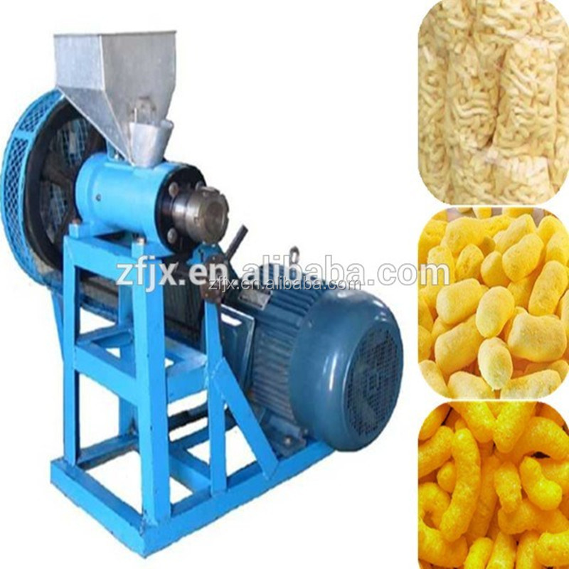 <strong>Corn</strong>/rice puff extruder machine (whatsapp:0086-18739193590)