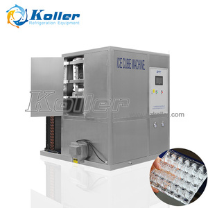 Industrial Automatic Ice Cube Making Machine Plant Price Packing System for sale