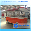 Food Truck Fast Food Van/Mobile food truck for Fried chicken,beer,snack mobile sale/mini truck food