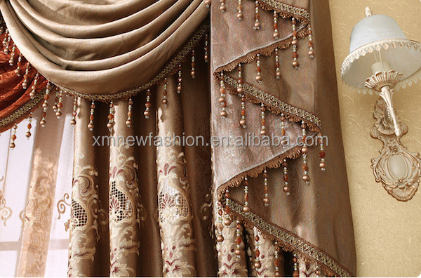 Church Curtains Decoration The Curtain Accessories Luxury