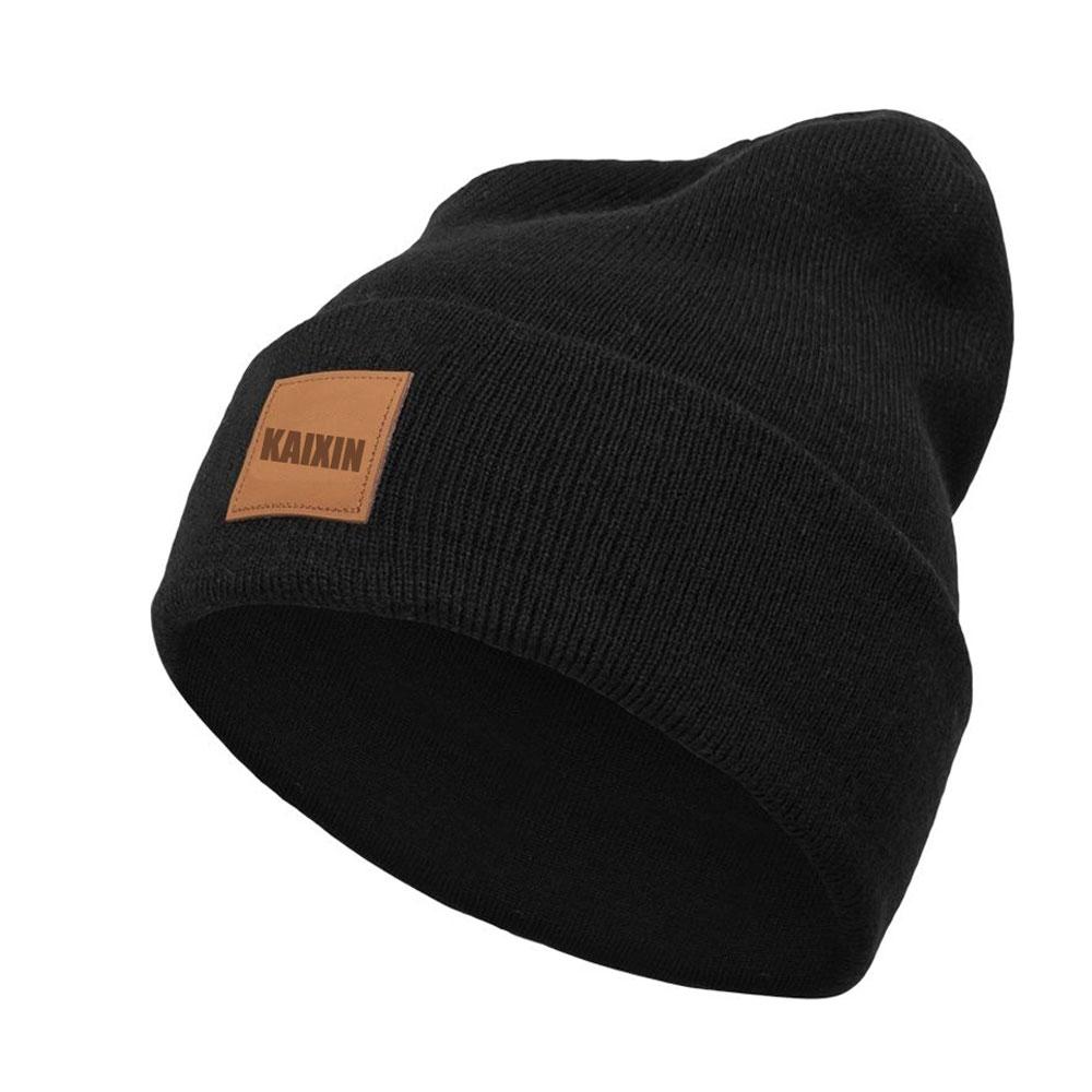 c30855b5afaff Warm color fresh green winter hat pom beanies caps hats winter ski pom pom