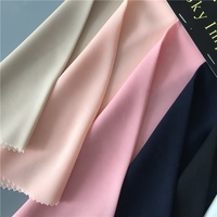 Textile material georgette100% polyester crepe chiffon fabric for clothing