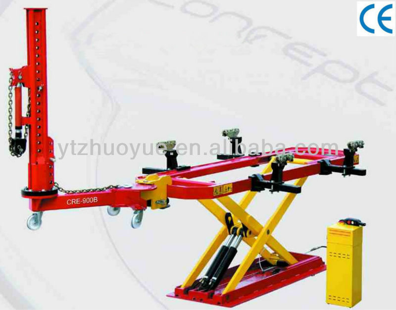 Chassis Repair Equipment/frame Straightener Cre-900 (ce Certificate ...