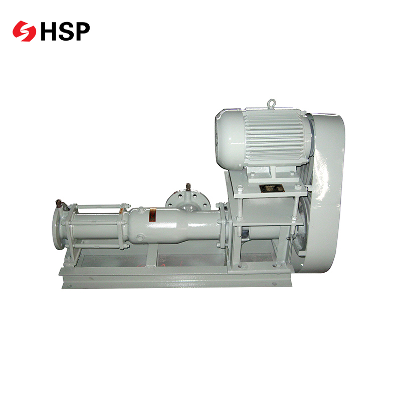 G series small oil monoblock motor screw pump price