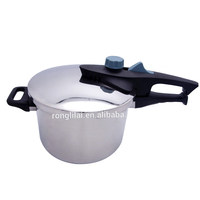 2017 Hot Sale Unique Safety Valve Stainless Steel Pressure Cooker