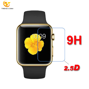 Low Price Clear.3MM Tempered Glass Screen Protector For Apple Watch Screen Protector