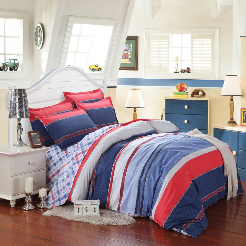 Hot sale 4pcs bedding set cotton plush bedding set 220 240 - King size bedroom comforter sets ...