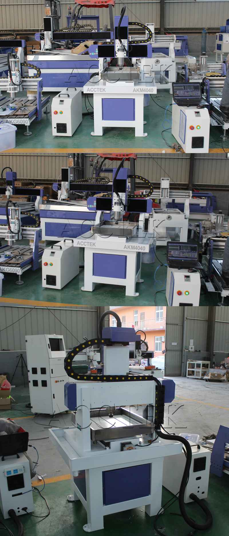 Mini cnc 4040 6060 Metal shoe mould high speed cnc milling machine, cnc model making machine with CE