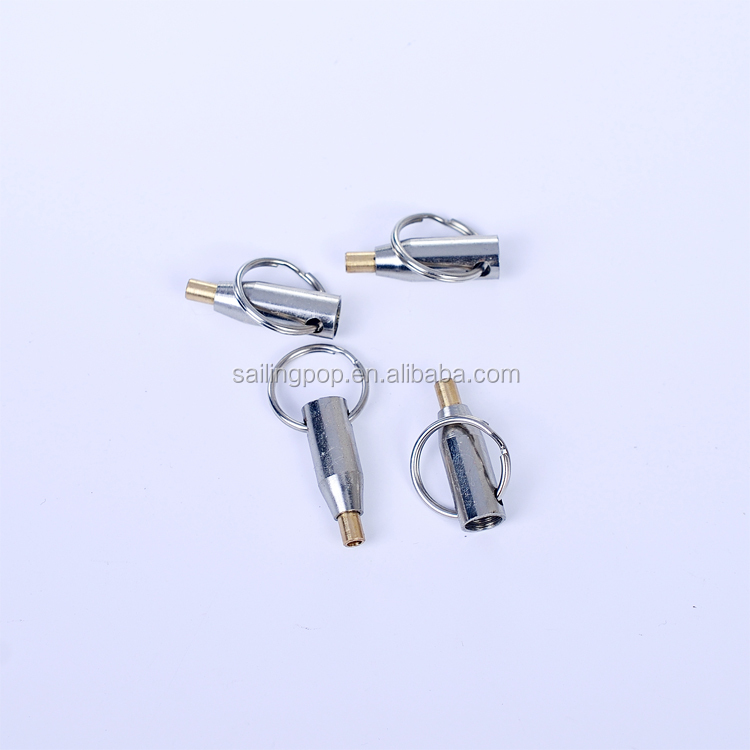 Iron cable adjusters Aluminium Railing Display wire rope