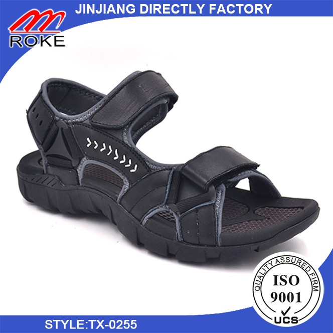 China Mens Sport Sandals Outdoor Open Toe Water Sandal Shoes