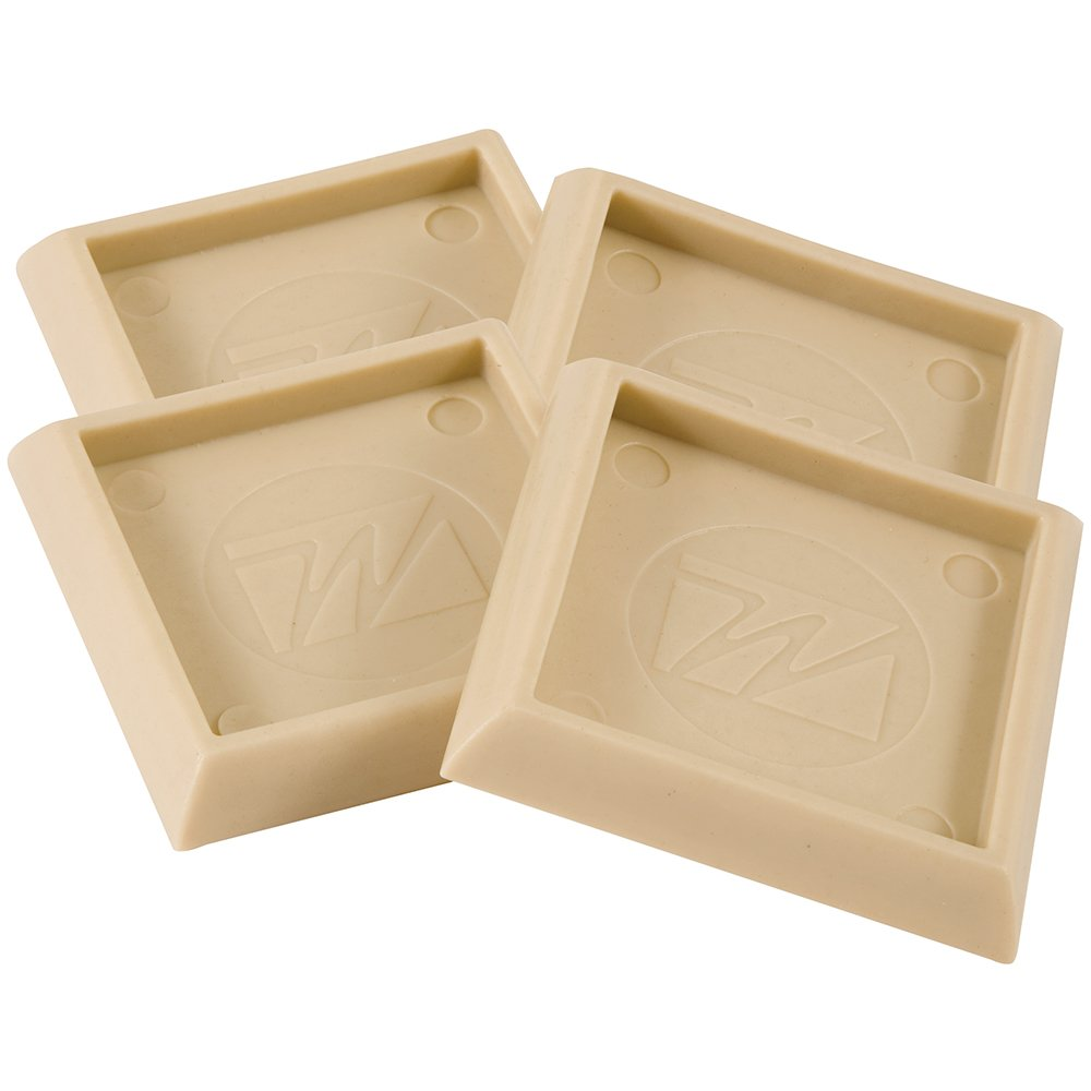 Get Quotations Furniture Caster Cups With Smooth Vinyl Bottom For Carpet Or Durable Hard Floor Surfaces Protect