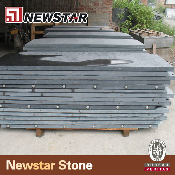 Newstar snooker slate billard,stone slate pool table