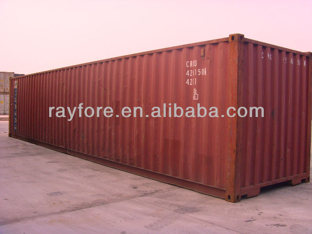 CSC plate 40ft new container