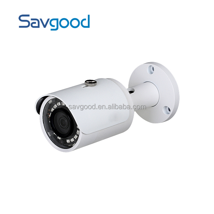 in stock IPC-HFW1220S 2.0 megapixel fixed lens water proof mini bullet Dahua IP surveillance cctv camera