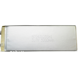 3.7V 5000mAh 20c High Discharge lipo Lithium Polymer Battery high rate lithium battery