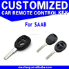 New Replacement Remote Shell for SAAB Remote Car Key Shell CS171