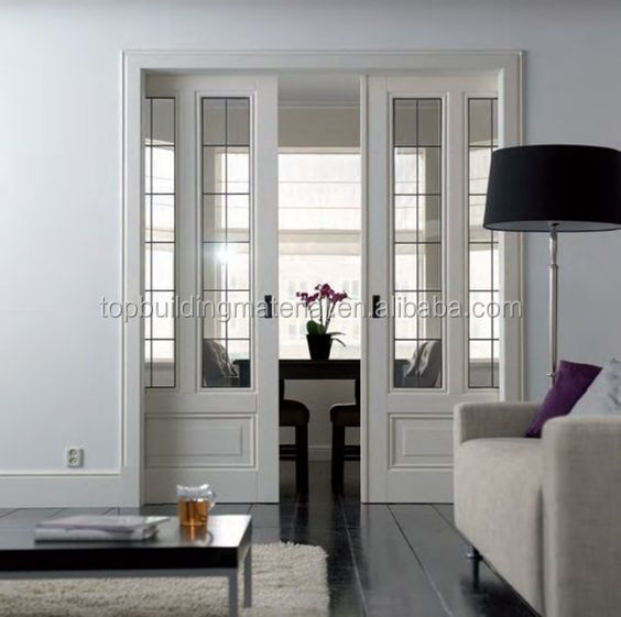 Solid Wood Pocket Doors, Solid Wood Pocket Doors Suppliers And  Manufacturers At Alibaba.com
