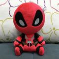 2016 Marvel Movie Deadpool Soft FUNKO POP Deadpool Spiderman Plush Doll Toy Figure 20CM