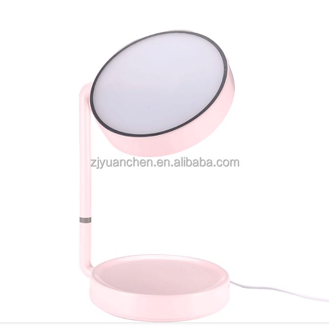 sensor tctil lmpara de mesa plegable led espejo de bao con doble luces laterales