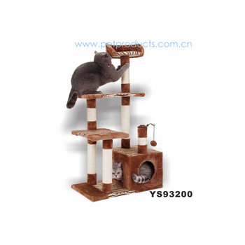 Wholesale Fashionable Cat Play Tree Supplier