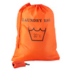 Home Large nylon drawstring bag laundry