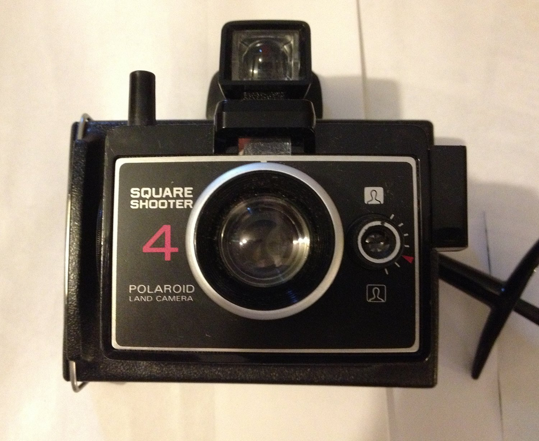 Polaroid Square Shooter 4 Polaroid Land Camera