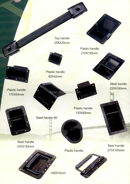Focan Product Speaker Grill & Metal Corner Feet & Port Tubes & Steel Handle  - Buy Speaker Accessories,Port Tubes,Steel Handle Product on Alibaba com