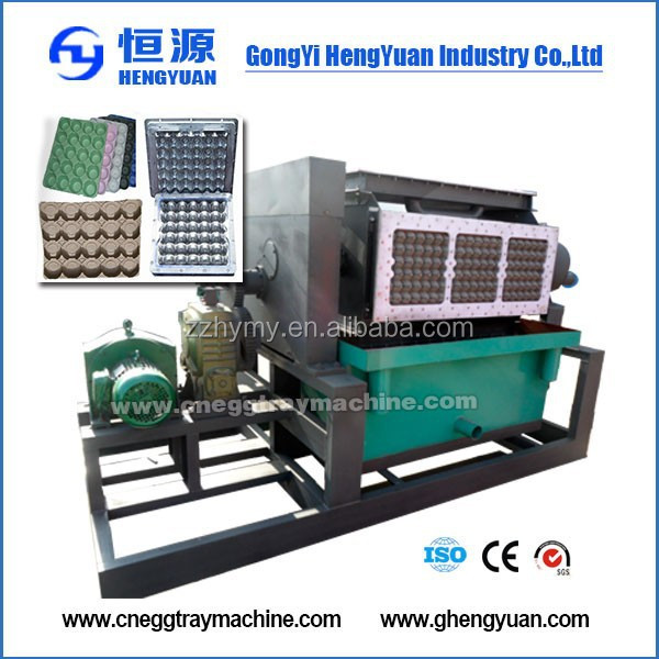 Good supplier egg box tray forming machine