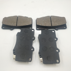 04465-0K020 Pad Kit, Disc Brake, Front Brake Pads New OEM Part For HILUX Vigo FORTUNER Tacoma