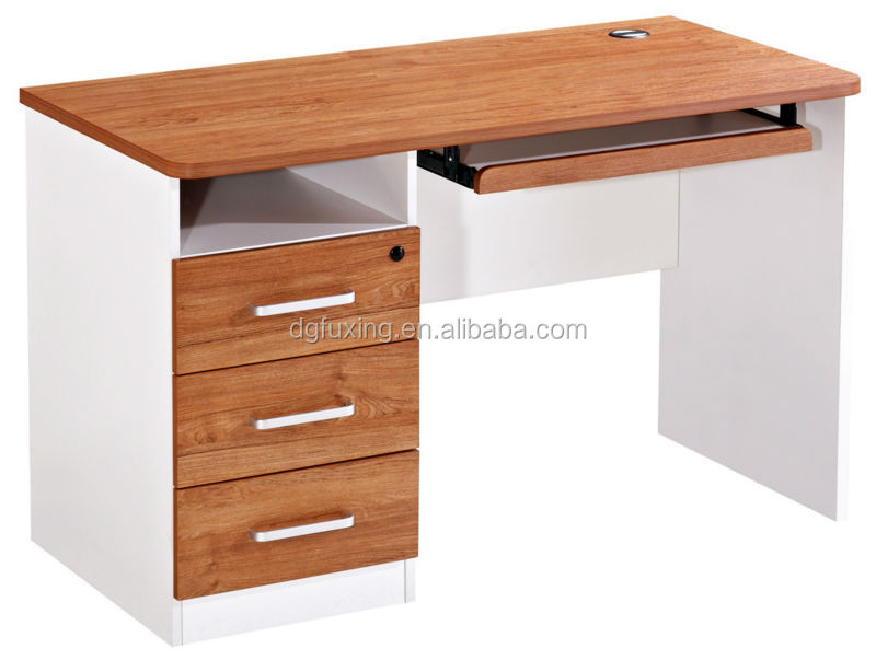 Single Small Portable Computer Table Models Office Table Design