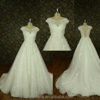 Neueste Brautkleid Designs Elegante Brautkleid Ballkleid Spitze ...