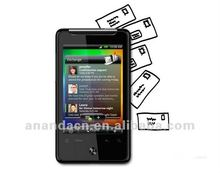 Aria G9 TouchScreen Andriod smart talk phones with wifi,GPS,5MP camera 3G