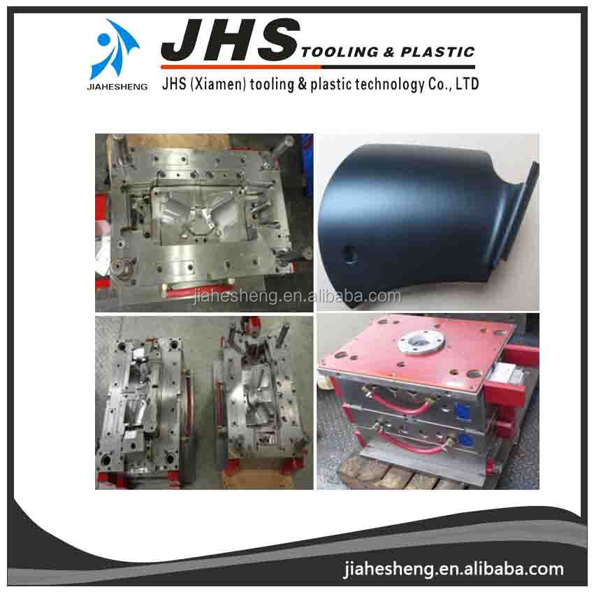 high quality injection plastic mold made in china