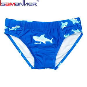1-8 years boys boxer swimwear bottom baby boys swim brief