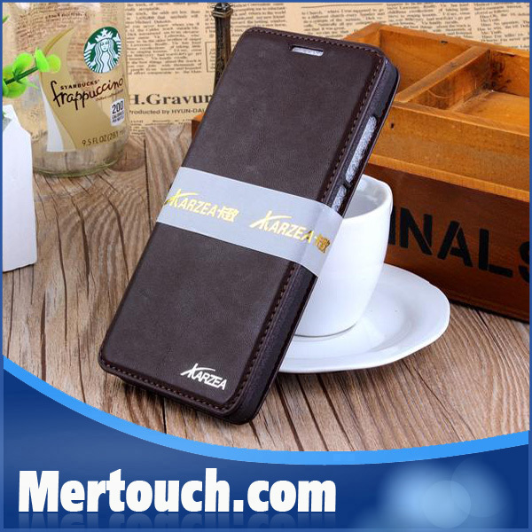 for xiaomi mi4 official leather case ,for xiaomi mi 4 flip leather case
