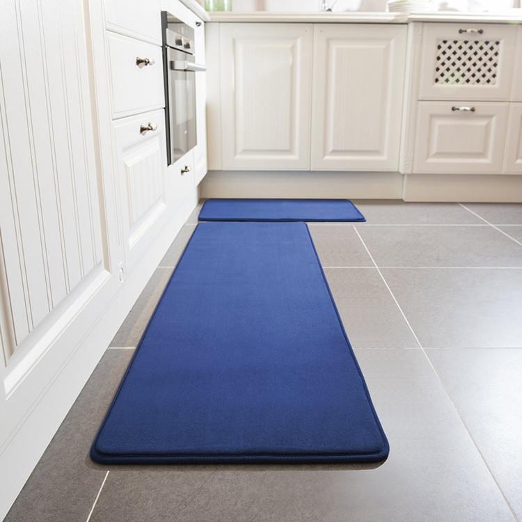 China blue kitchen rug wholesale 🇨🇳 - Alibaba