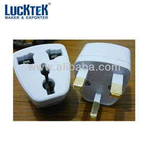2 Ways AU Australia 2 pin plug universal Travel Adapter US to UK travel adaptor
