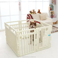 Large portable Foldable Puppy dog Pet Playpen