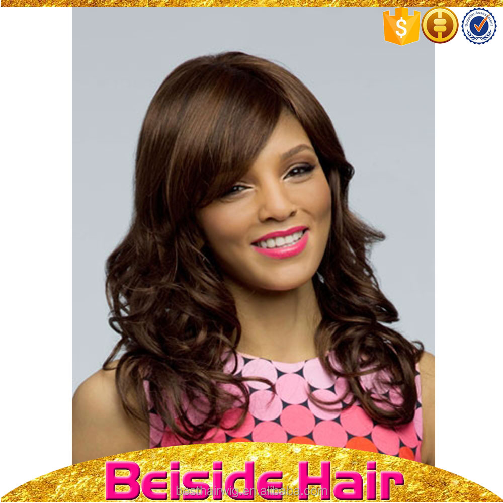 Wholesale alibaba fashion synthetic wig for woman,synthetic hair wig royal zury oriental wig beauty