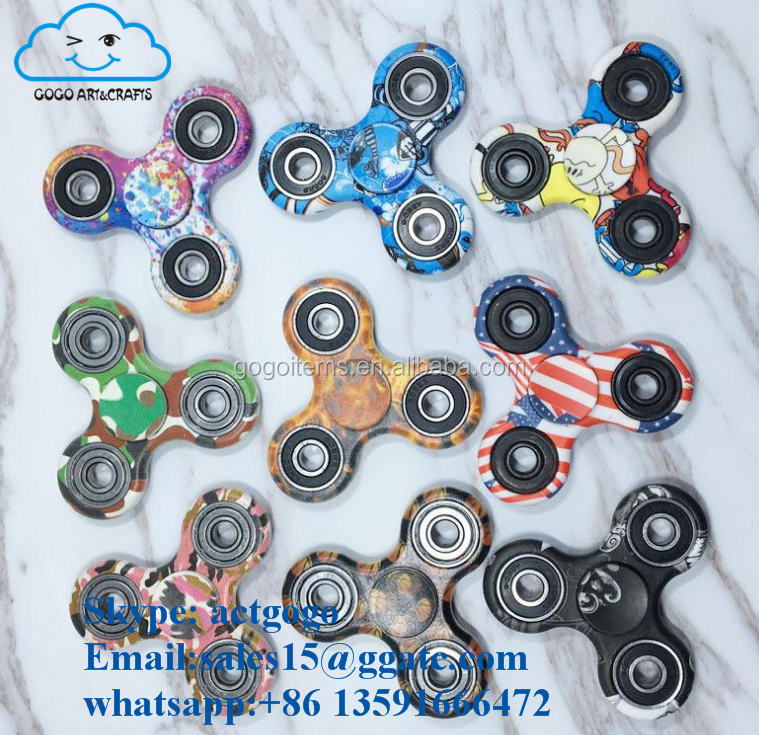 top-quality fidget hand art flag spinner yiwu for children and adult
