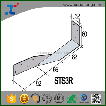 Joist Strap For Roof Truss Construction Strap - Buy Joist Strap For Roof  Truss,Construction Metal Fittings,Steel Plates For Wood Beams Supplier