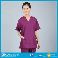 Low Price Medical Scrubs for Hospital/Doctor Uniform
