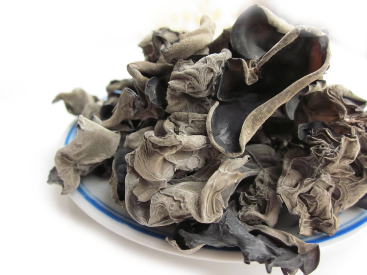 Detan Dried White Back Agaric/black Fungus Shelf Life Dried Mushrooms